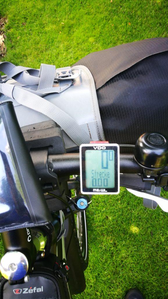 Start 0 km